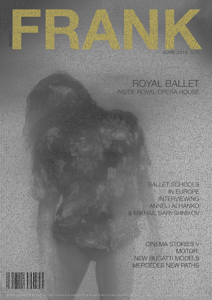 FRANK Magazine nº6